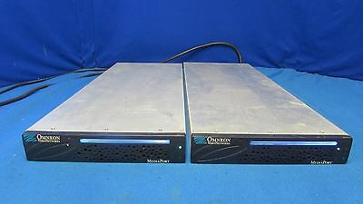 Omneon Video Networks Media Port MIP1003A MediaPort Qty 2