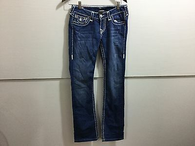True Religion ladies Billy Super T denim jeans size 27