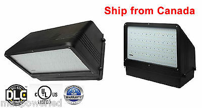 150W LED Wall Pack replace 450W MH UL, DLC, 5yrs warranty