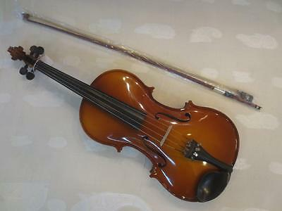 """Leon Aubert-16"""" Viola-NOS-Made in Romania-Mint Condition-Just Set Up in Shop!"""