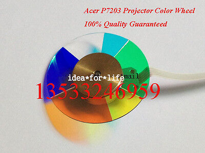 NEW DLP Projector Color Wheel For Acer PD125 #T783 YS