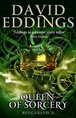 David Eddings - Queen Of Sorcery: Book Two Of The Belgariad (Paperback)