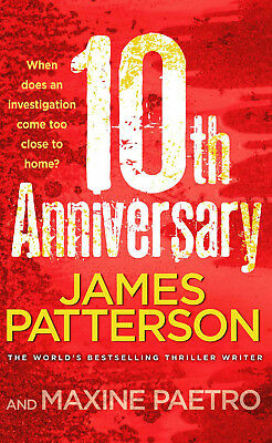 James Patterson - 10th Anniversary: (Women's Murder Club 10) (Paperback)