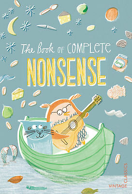 - The Book of Complete Nonsense (Paperback) 9780099582663