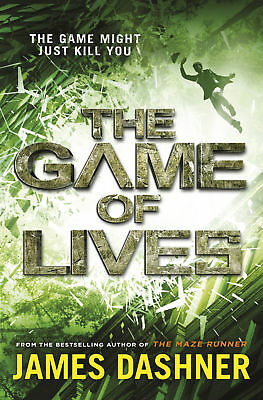James Dashner - Mortality Doctrine: The Game of Lives (Paperback) 9780552571166