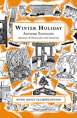 Arthur Ransome - Winter Holiday (Paperback) 9780099427179