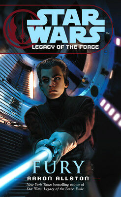 Aaron Allston - Star Wars: Legacy of the Force VII - Fury (Paperback)