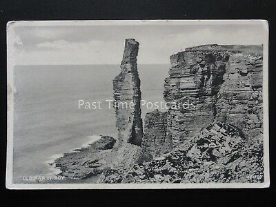 Scotland ORKNEY Old Man of Hoy c1926 by Valentine 10424