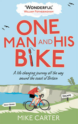 Mike Carter - One Man and His Bike (Paperback) 9780091940560