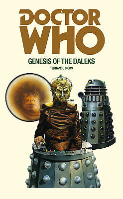 Terrance Dicks - Doctor Who and the Genesis of the Daleks (Paperback)