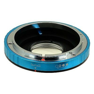 Fotodiox Lens Mount Adapter Canon FD FL Lens to Nikon Camera for Nikon D7100 ...
