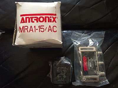 NEW Antronix MRA1-15 Cable Drop Amplifier 52-1000MHz