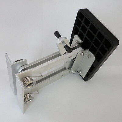 Attractive Black Motor Bracket Duty Aluminum Outboard2 Stroke Kicker 7.5hp-20hp