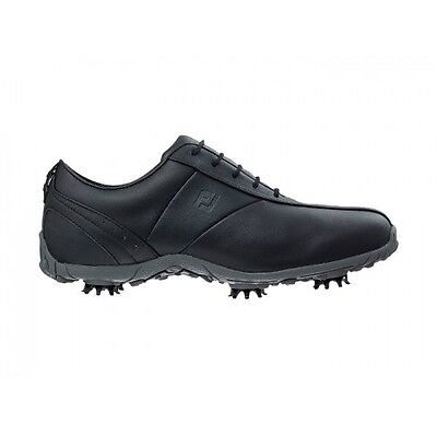 FootJoy Ladies Black Lo Pro Golf Shoe Waterproof guarantee 1 year 97184