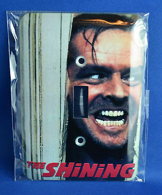 The Shining Light Switch Cover - Horror Collectable * Classic Poster *