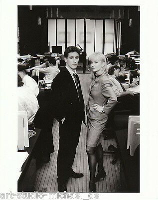 "ORIGINAL Foto - Rebecca de Mornay - Paul McGann - ""Dealers"" 1990"