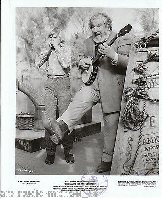 "ORIGINAL Foto - Peter Ustinov - Walt Disneys ""Treasure of Matecumbe"" I"