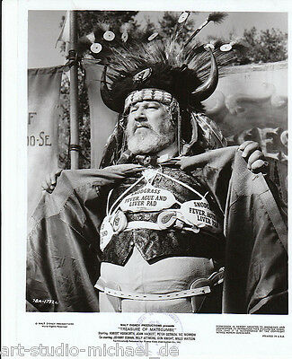 "ORIGINAL Foto - Peter Ustinov - Walt Disneys ""Treasure of Matecumbe"" II"