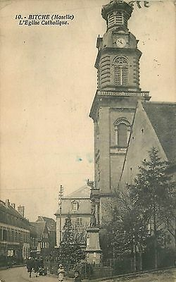 57 Bitche Eglise Catholique Animee