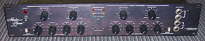 MICMIX 'Master Room' XL-305 stereo spring acoustic chamber reverb - OUTSTANDING!