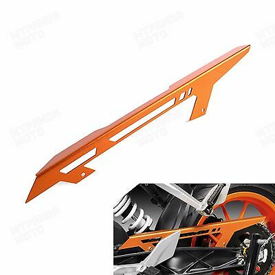 Anodized Chain Guard Cover for KTM 125 200 390 Duke 2011 2012 2013 2014 2015 16