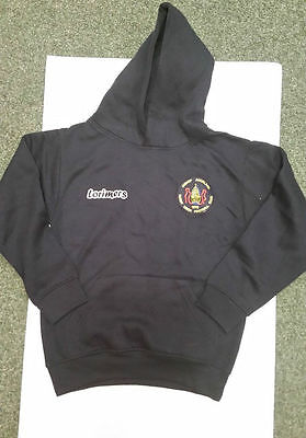 Bishop Auckland RUFC Lorimers Kids Hoody Ages:(1/2 - 12/13years)