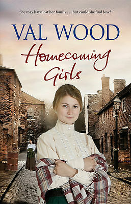Val Wood - Homecoming Girls (Paperback) 9780552163989
