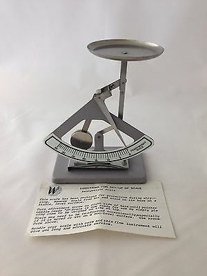 Vintage Hamilton Pennyweight Scale Jeweler's Tool Scale Model 1505