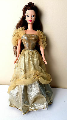 BELLE- Disney Mattel- Vintage 90's- Light Up Chest- Works! Beauty and the Beast
