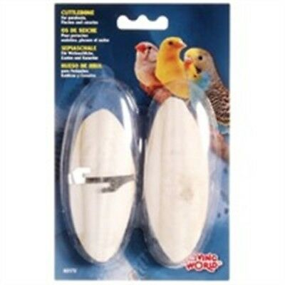 Lw Cuttlebone Small Twin Pack,  by Living World