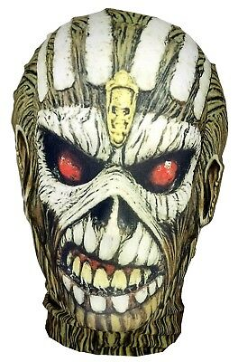 Eddie the Head Mask -Halloween Costume -Fancy Dress - Iron Maiden Parody