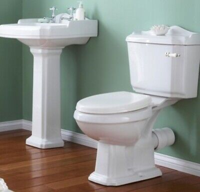 Premier Legend Traditional Bathroom Suite with Toilet and Basin