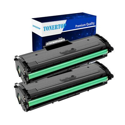 2PK MLT-D111S Toner Cartridge For Samsung Xpress SL-M2020 M2022 M2070 High Yield