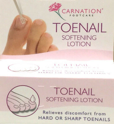 2x Carnation Toenail Softening Lotion 14ml multibuy