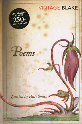 William Blake, Patti Smith - Poems: Introduction by Patti Smith (Paperback)