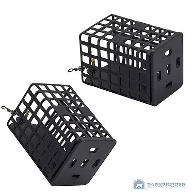 10 X Futterkorb Pronature Feeder Korb Profi Square Futterkörbe Feederkorb Bf