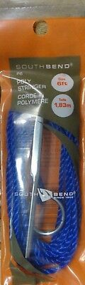 South Bend Poly Fishing Stringer (6 Foot) Blue