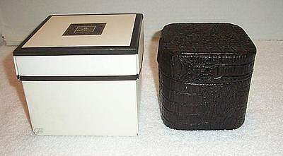 VTG LEather Cuir Brut Luxury by Candlelight Gift Set