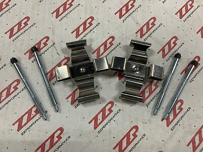 2015-19 Chevy Corvette Z06 Z51 Stingray Camaro SS Rear Brembo Caliper Pin Kit