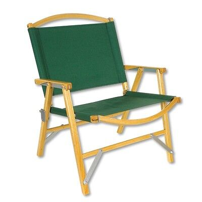 Kermit Chair Co. FOREST GREEN Camping Motorcyling Overland Chair - BRAND NEW