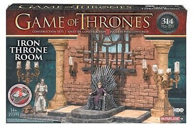 McFarlane Toys Game of Thrones Building Set - Iron Throne Room