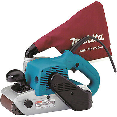 Makita 9403 11 Amp 4-Inch-by-24-Inch Belt Sander with Cloth Dust Bag