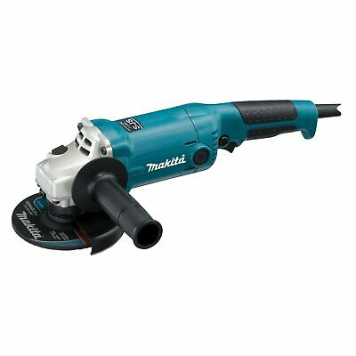 Makita GA5020 5-Inch 10.5 Amp Corded Angle Grinder with Super Joint System