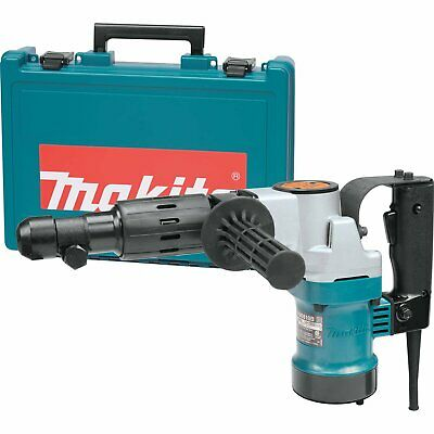 Makita HM0810B 11-Pound 360 Degree Corded Spline Shank Demolition Hammer