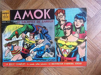 Amok 16 Sagedition Be  (E33)