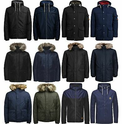 Jack & Jones Jackets, Coats, Parkas - Assorted Styles - S, M, L, XL, XXL