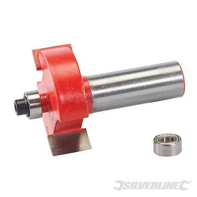 Silverline TCT 12mm Rebate Cutter 35 x 12.7mm - Routing - 254616