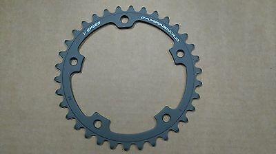 Campagnolo  Record 34T Chainring  11speed , 110BCD compact , 2011-2014