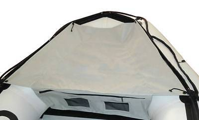 Inflatable Boat Front Bow Storage Bag Waterproof Watercraft Parts Accessories