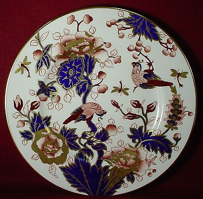 COALPORT china HONG KONG pattern DINNER PLATE 10-7/8""